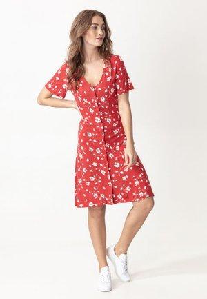 VIRGINIA - Vapaa-ajan mekko - red
