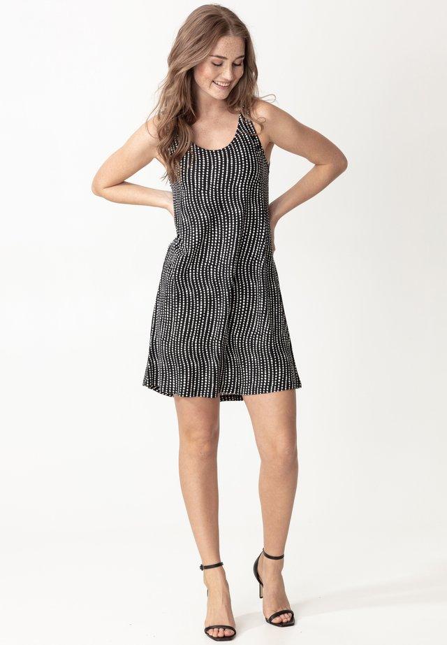 BOBOLINA - Korte jurk - black