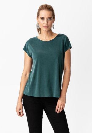 LENORA - Basic T-shirt - green