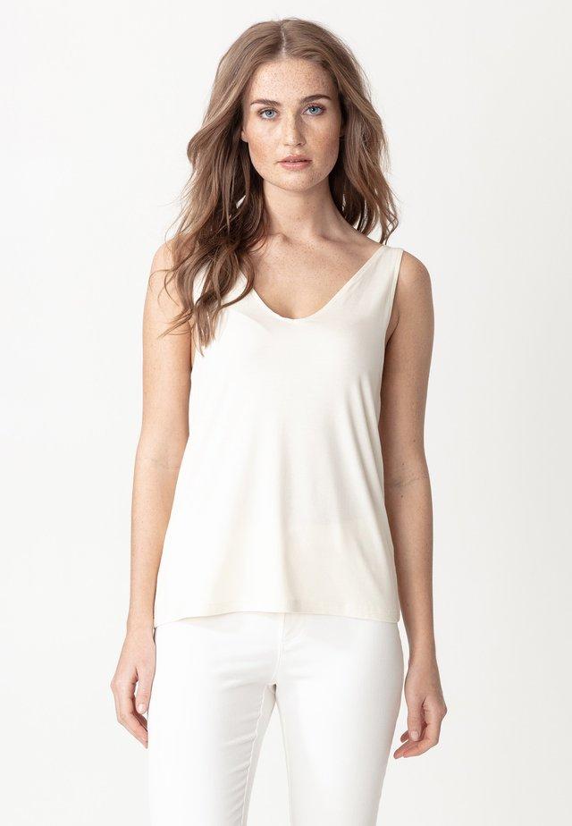 Toppe - white