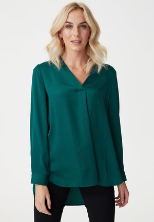 AMELITA - Blouse - green