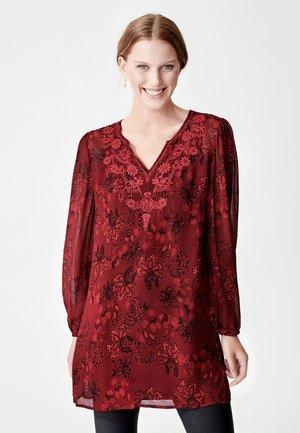 MIGISI - Tunique - dark red