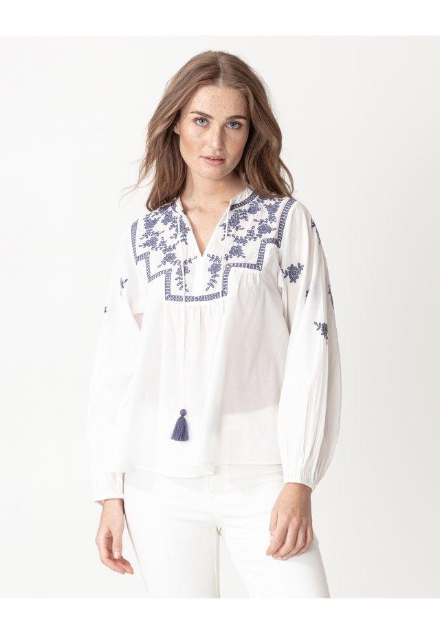 MINNA - Blouse - white