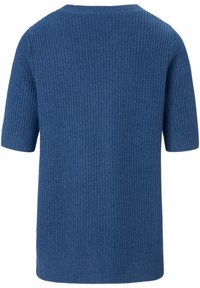 Include - T-shirt basic - jeansblau-melange