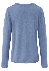 Include - Cardigan - jeansblau-melange - 2