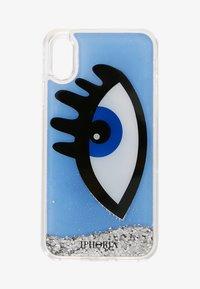 Iphoria - LIQUID CASE FOR X EYE - Mobiltasker - blue - 1