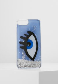 Iphoria - LIQUID CASE FOR BLUE EYE - Mobiltasker - blue - 0