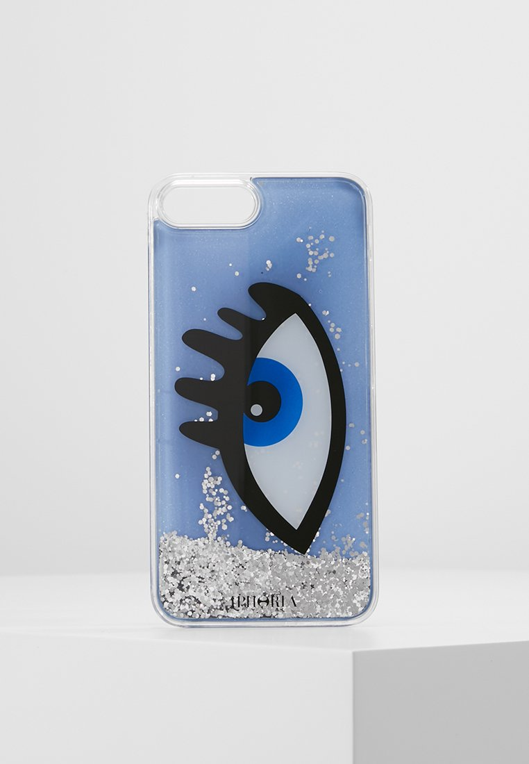 Iphoria - LIQUID CASE FOR BLUE EYE - Mobiltasker - blue