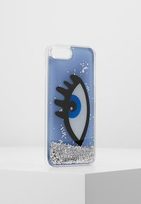 Iphoria - LIQUID CASE FOR BLUE EYE - Mobiltasker - blue - 4