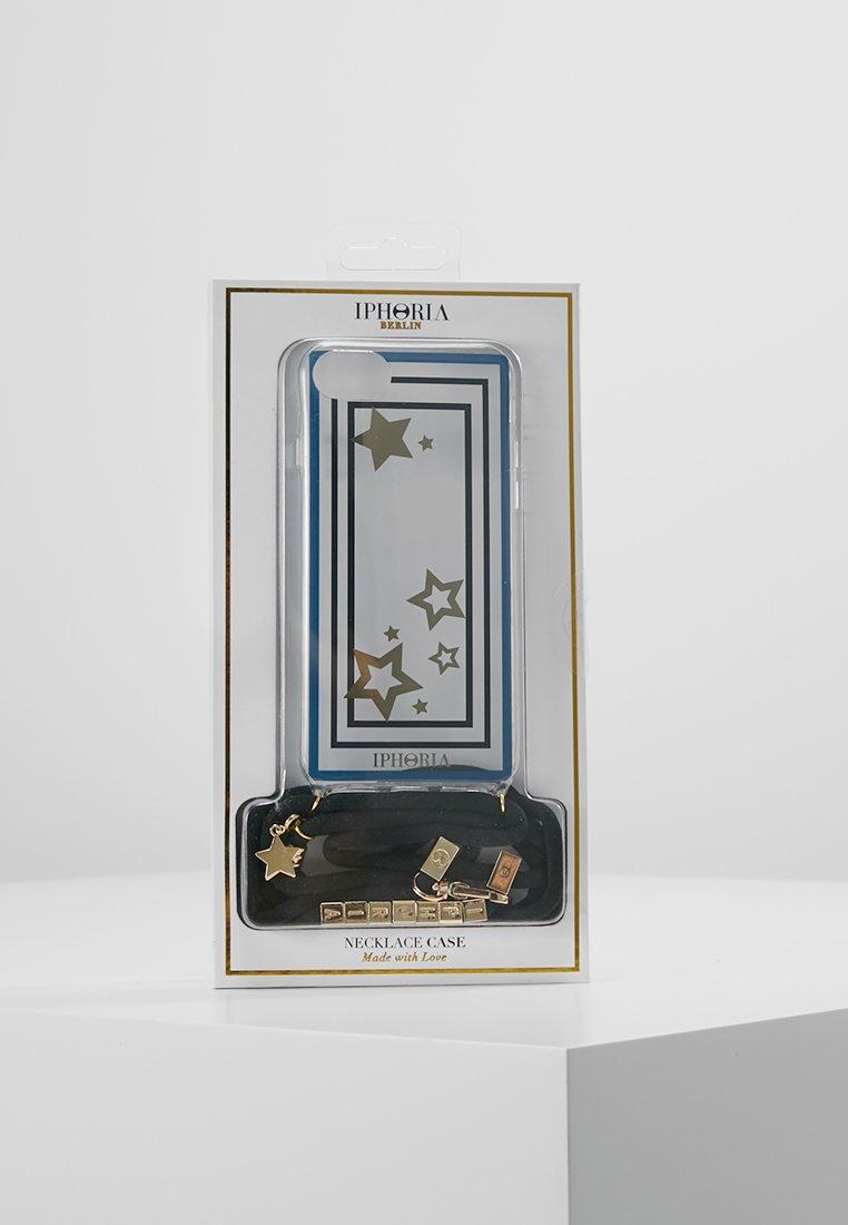 Iphoria - NECKLACE CASE STARS - Handytasche - transparent