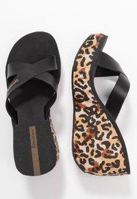 Ipanema - LIPSTICK STRAPS - Sandaler - beige/black - 3