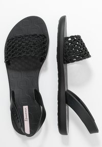 Ipanema - BREEZY - Badslippers - black
