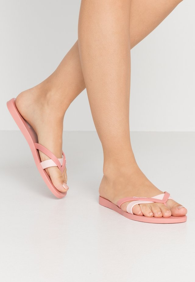KIREI - Tongs - pink