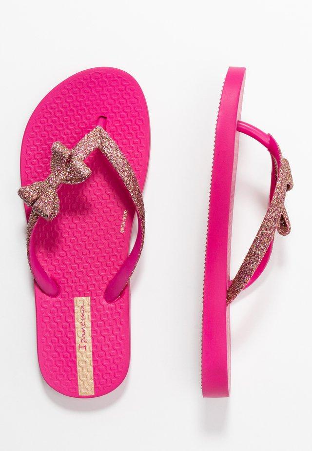 IPANEMA LOLITA IV KIDS - T-bar sandals - pink