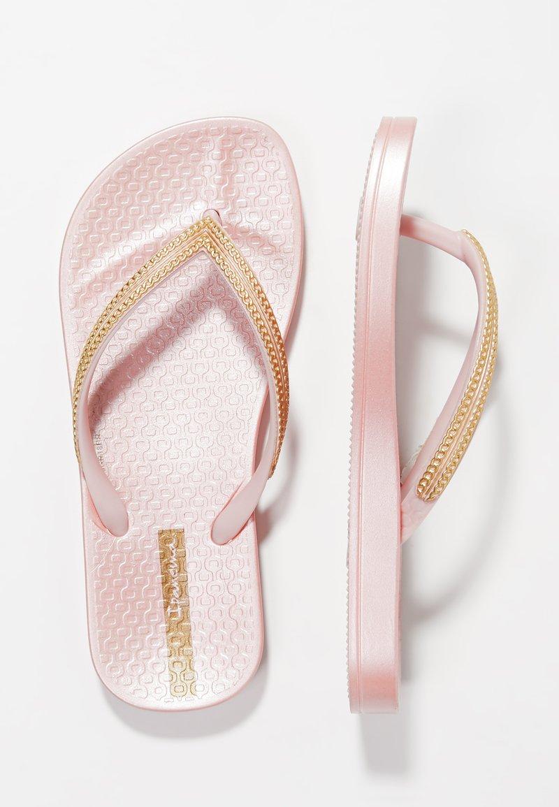 Ipanema - MESH - Teenslippers - pink/gold
