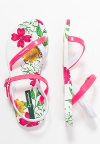 Ipanema - FASHION KIDS - Japonki kąpielowe - white/pink - 0