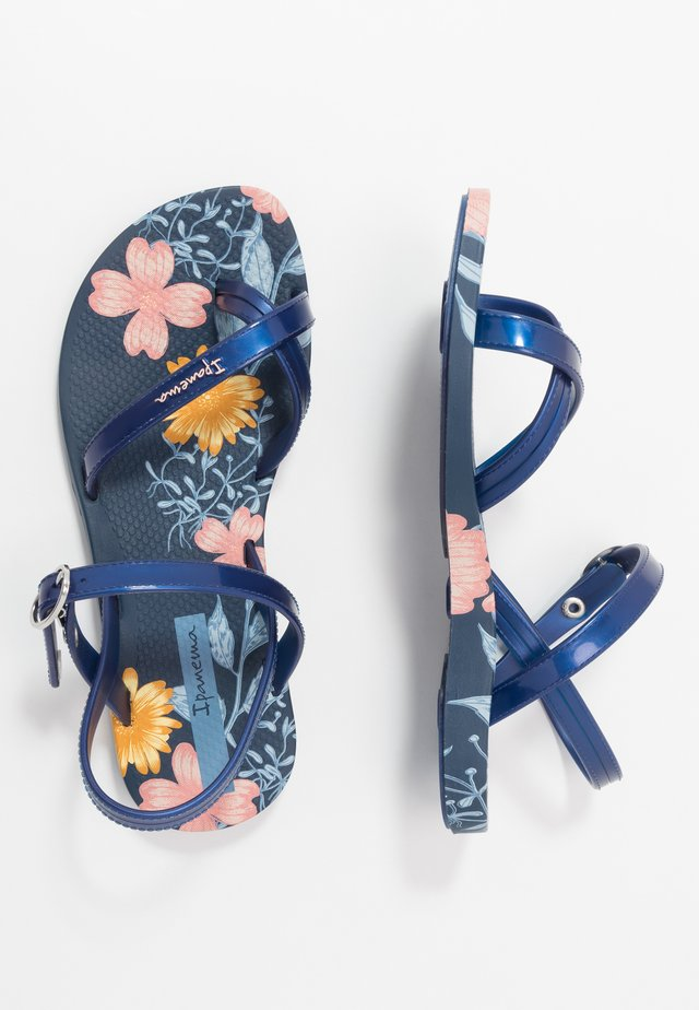 FASHION KIDS - Teenslippers - blue