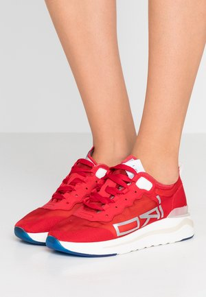 CLIFF - Sneakers basse - red