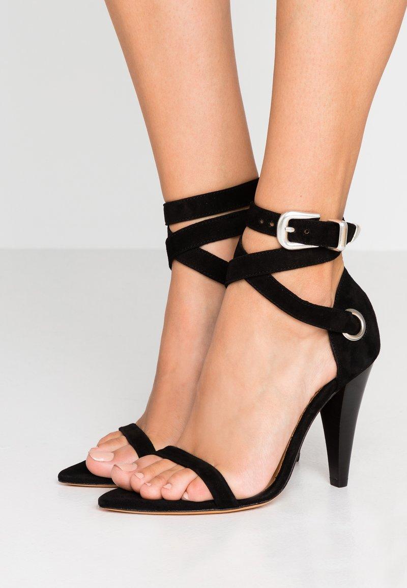 Iro - NOUSSA - High Heel Sandalette - black
