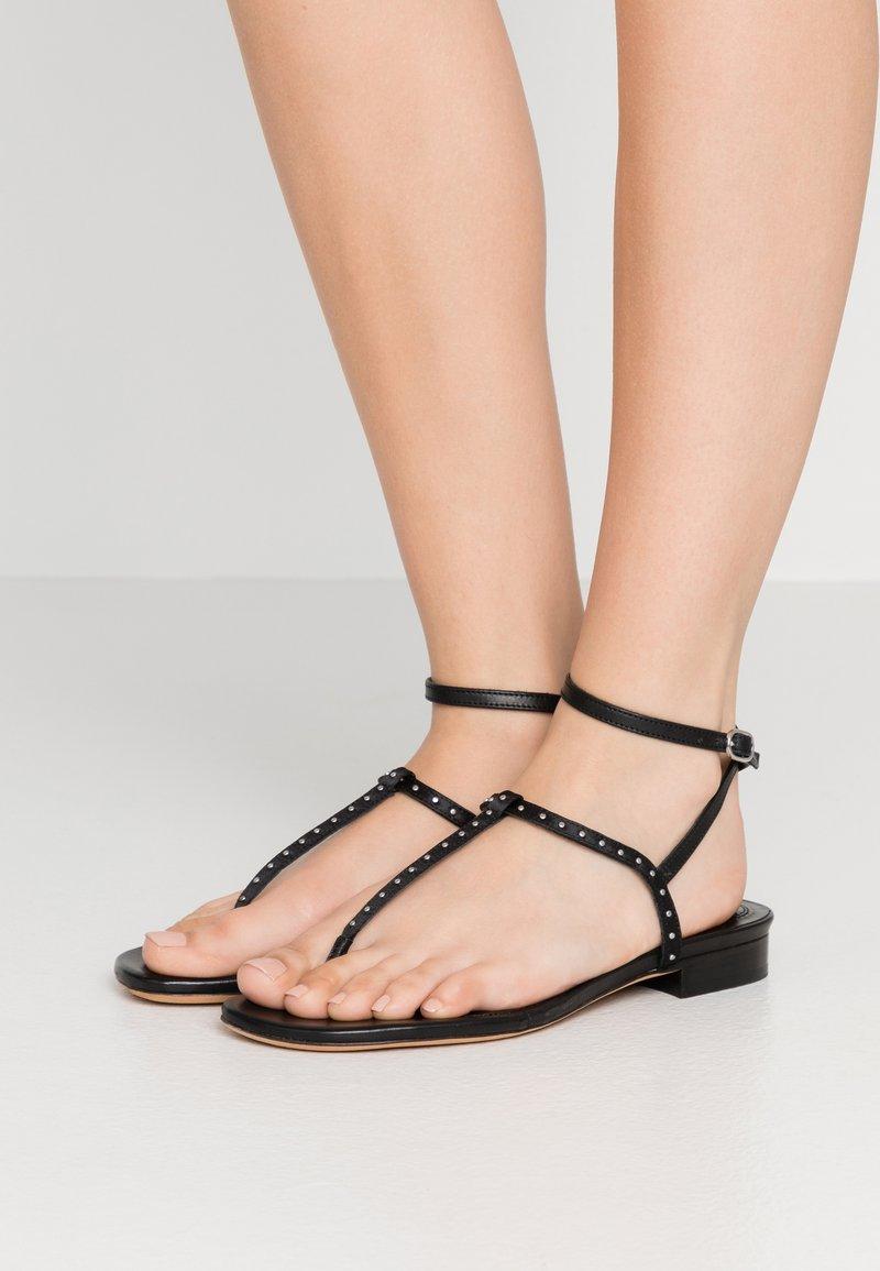 Iro - LILAS - Sandaler m/ tåsplit - black