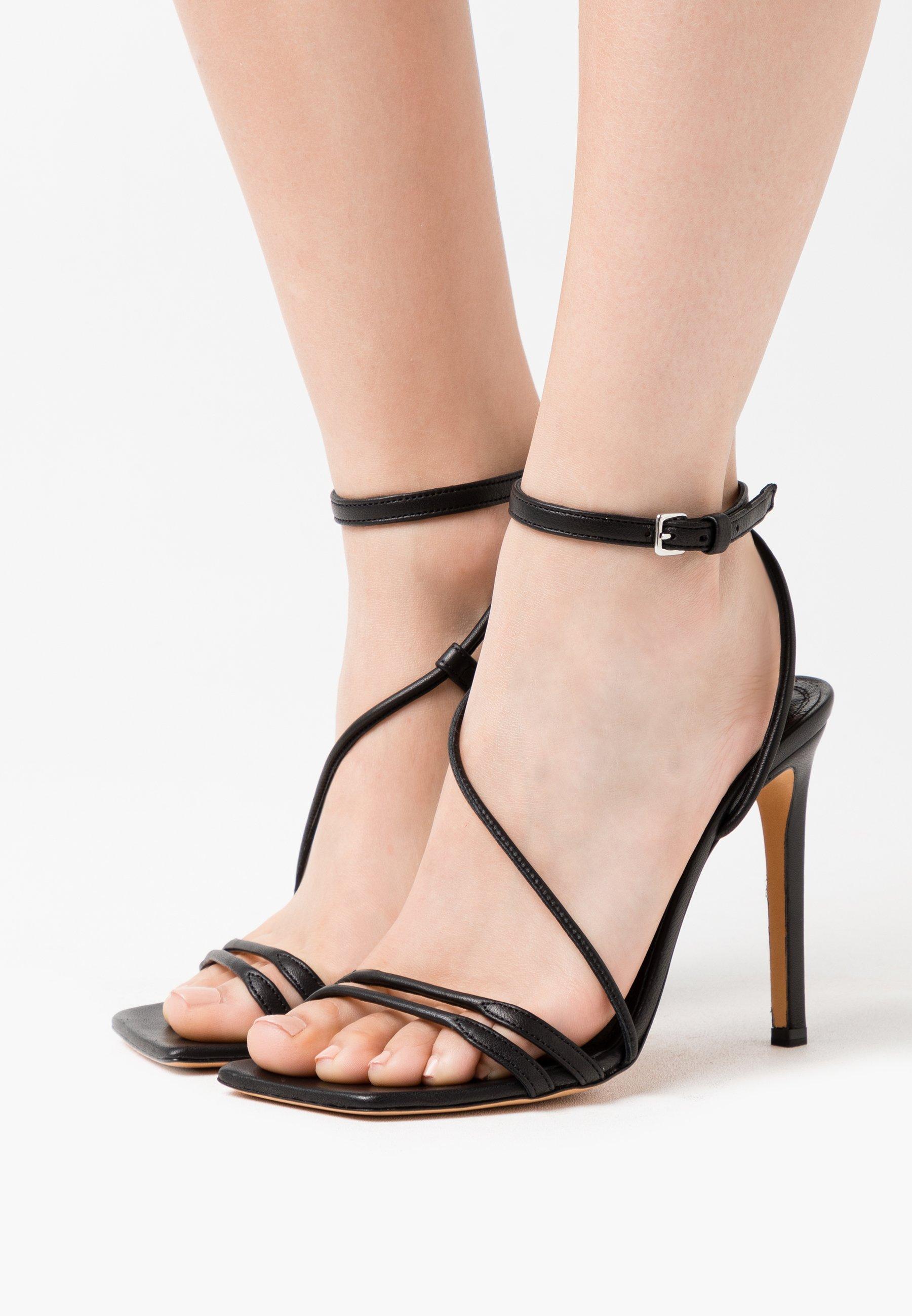 TAAL High Heel Sandalette black
