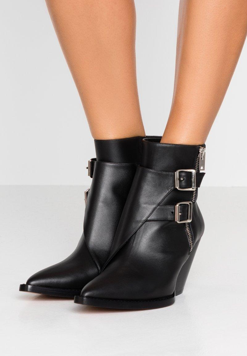 Iro - STUN - Classic ankle boots - black