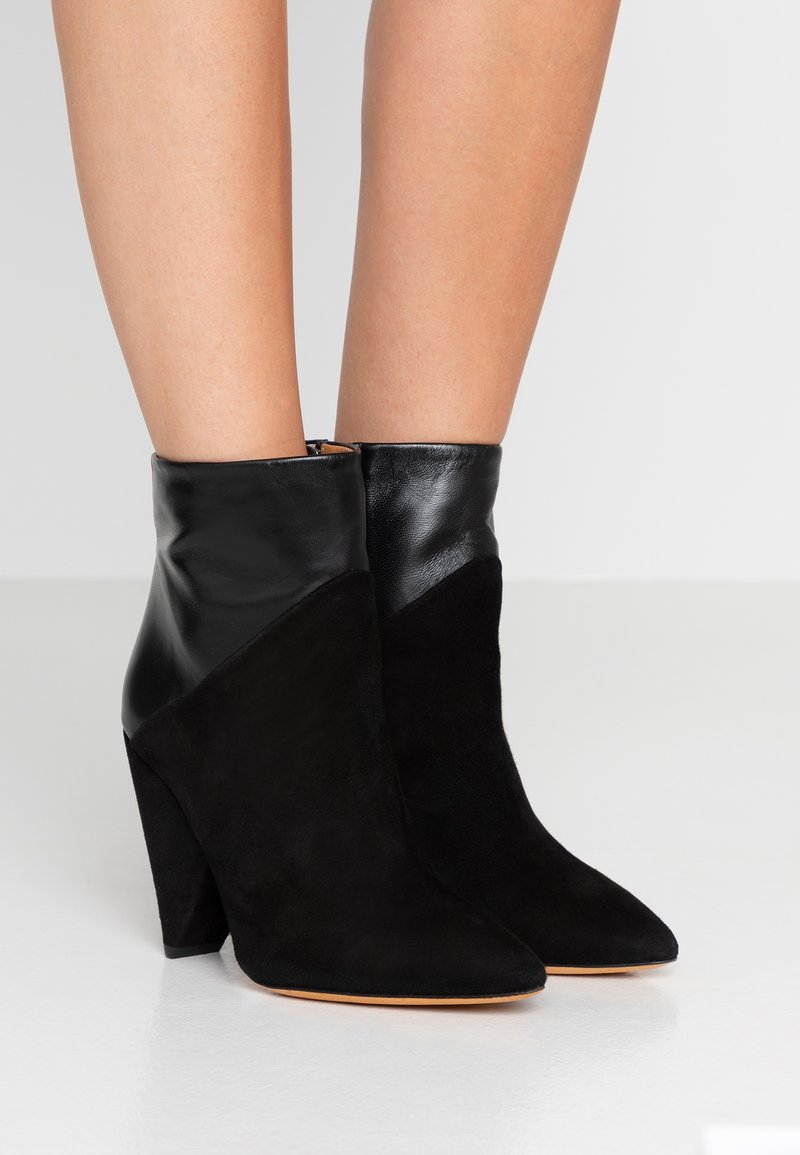 Iro - VILEANA - High heeled ankle boots - black