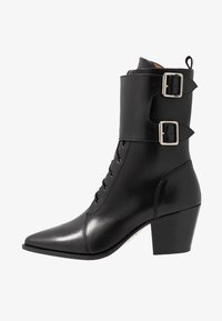 Iro - CALIOPE - Lace-up ankle boots - black - 1