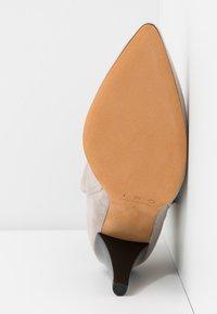 Iro - MARSA - Højhælede støvletter - blush pink - 6