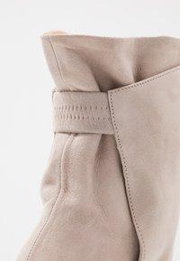 Iro - MARSA - Højhælede støvletter - blush pink - 2