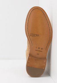 Iro - MOROY - Lace-up ankle boots - beige - 4
