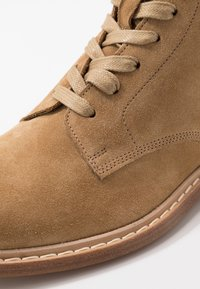 Iro - MOROY - Lace-up ankle boots - beige - 5