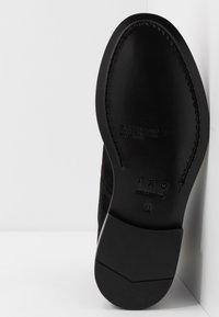 Iro - MOROY - Snørestøvletter - black - 4