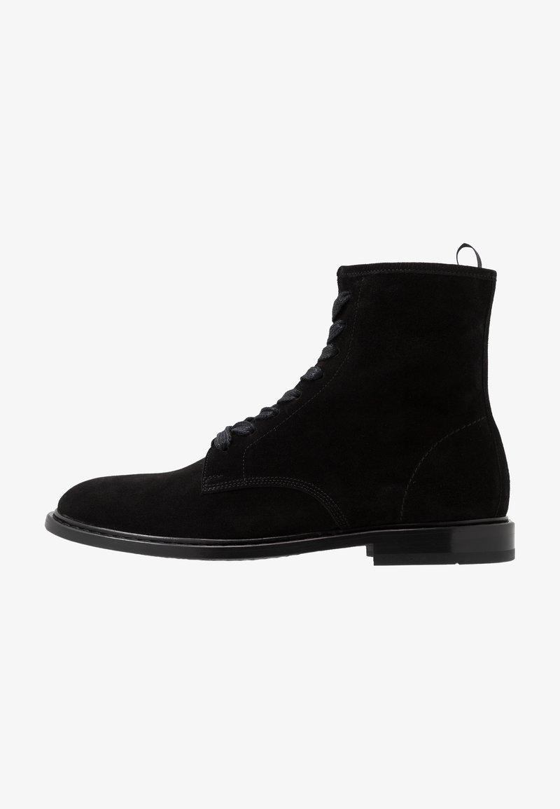 Iro - MOROY - Snørestøvletter - black