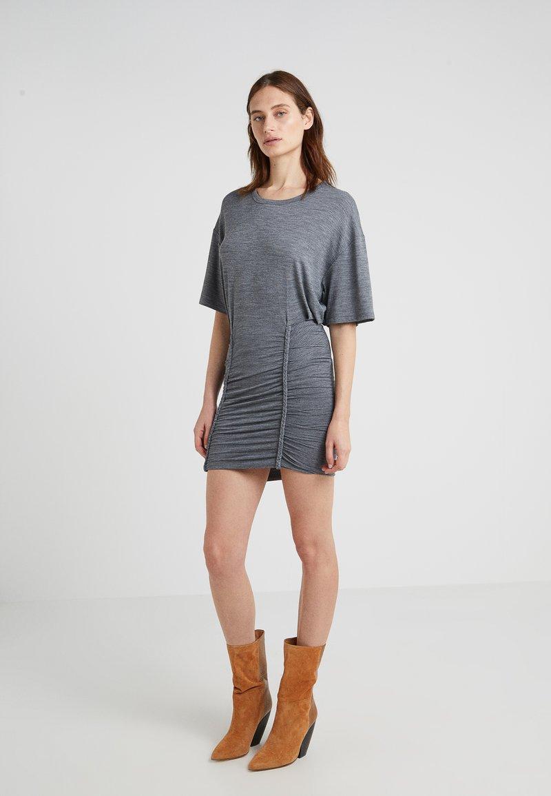 Iro - SPEEDY - Jerseykleid - grey