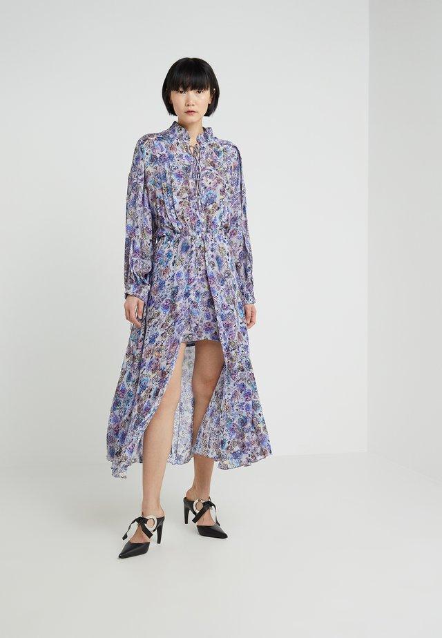 WYE - Maxi dress - blue