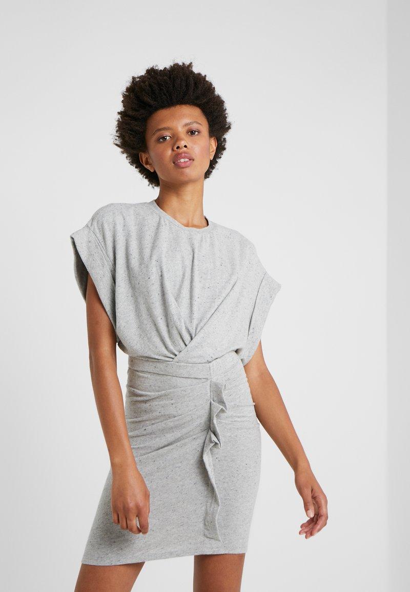 Iro - WYNOT - Jersey dress - mixed grey