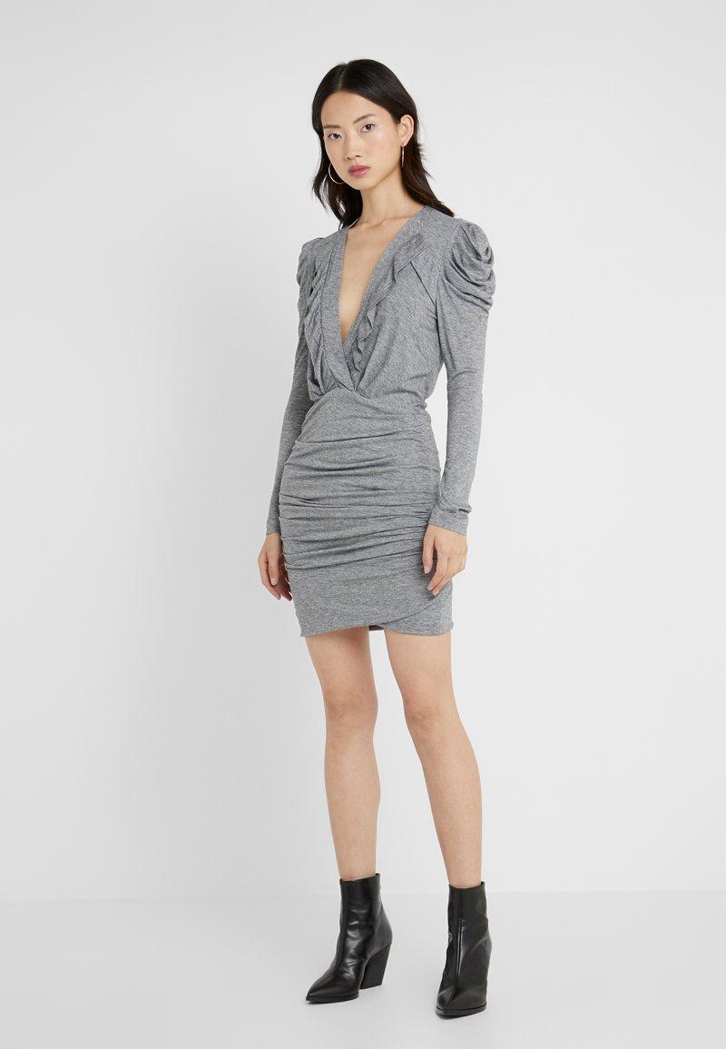 Iro - EBBA - Etuikleid - grey