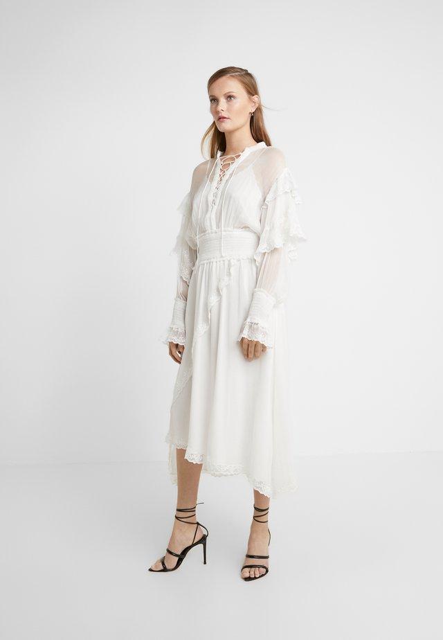 NISSIROS - Day dress - ecru