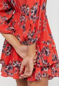 Iro - RIANE - Day dress - red - 5