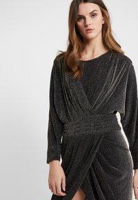 Iro - MAGNUS - Vestito elegante - black/silver - 4