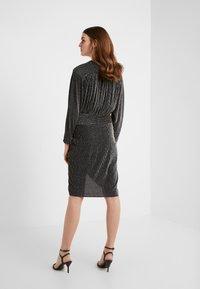 Iro - MAGNUS - Vestito elegante - black/silver - 2