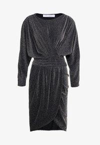 Iro - MAGNUS - Vestito elegante - black/silver - 3