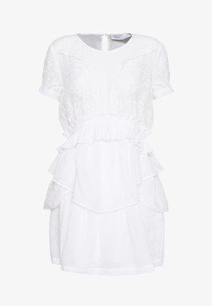 FIORE - Vestito elegante - white