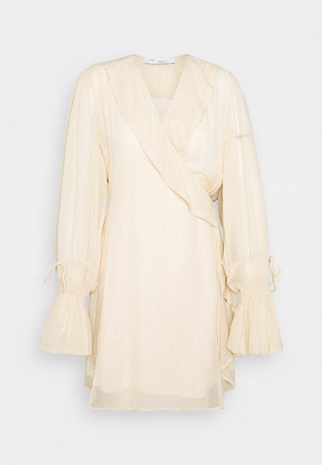 SERAM - Sukienka letnia - beige
