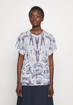 ARZANA - T-Shirt print - mixed blue