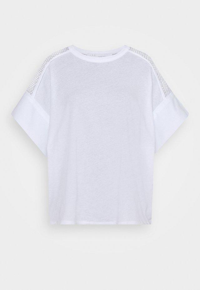JADYS - T-shirt med print - white