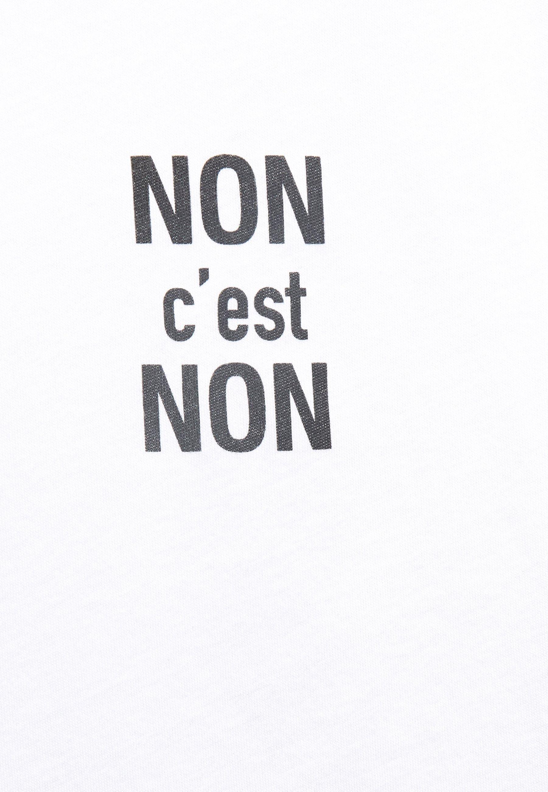 Iro Nonon - T-shirt Con Stampa White ObIUD