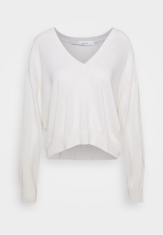 NABAS - Pullover - off white