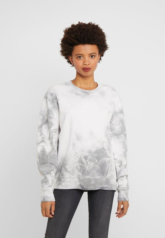 NOSILA - Sweater - pearl grey